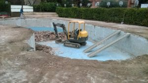 I nostri lavori - Assistenza, costruzione e manutenzione piscine