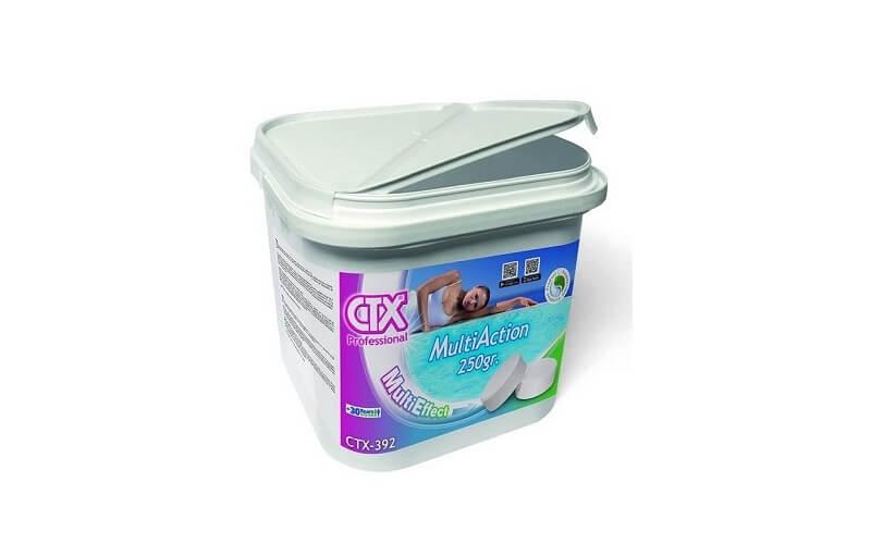 CTX MultiAction 3 kg - Prodotti chimici per piscine