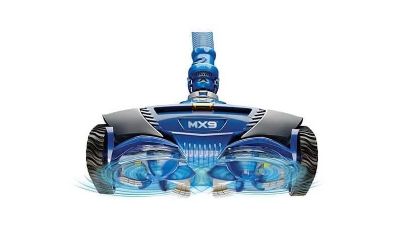 Zodiac MX9 robot pulitori idraulici per piscine - Robot per piscine
