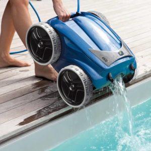 Pulitore Zodiac piscina e Zodiac robot pulitori piscine - Verona, Brescia, Trento e Lago di Garda